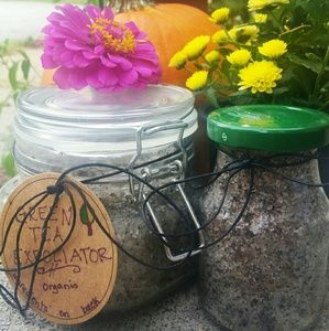 Accessories - Organic Homemade Face Scrubs